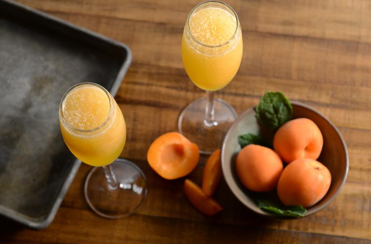 Apricot Mimosa Smoothie